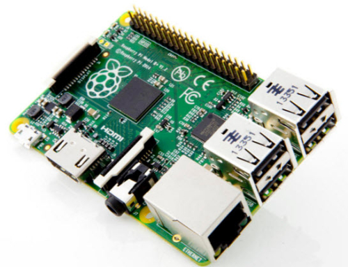 Faster, WiFi-enabled Raspberry pi 3